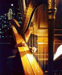 Harp Music - San Francisco Bay Area!